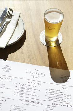 The Raffles Hotel — Corinne Theodore