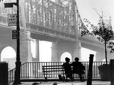 Woody Allen& Diane Keaton, Manhattan