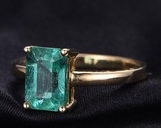 Celtic Poire émeraude rainbow Topaz gemstone silver or Bague Taille 6 7 8 9