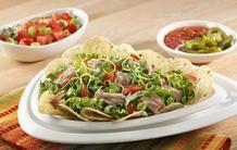 I can't wait to make this easy Tuna Taco Salad recipe using StarKist's Single Serve Tuna Pouch.