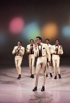 One of my All Time Favorite groups... The Temptations - they were out b4 i was bron but i have all their music!