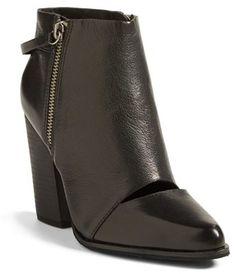 Joe's 'Abby' Cutout Leather Bootie (Women)