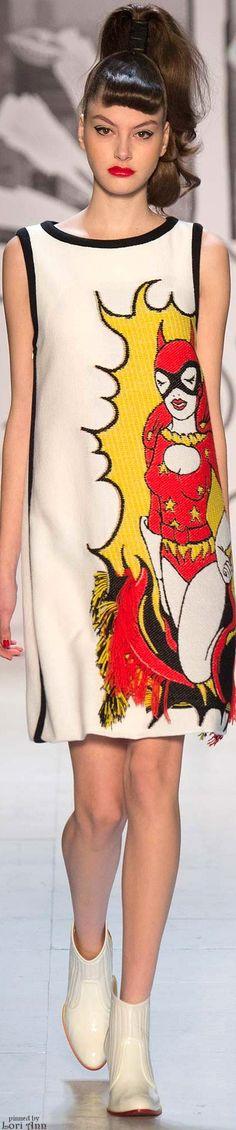 Tsumori Chisato. Fall 2015. Ready-To-Wear.
