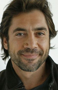 JAVIER BARDEM What a talented actor!