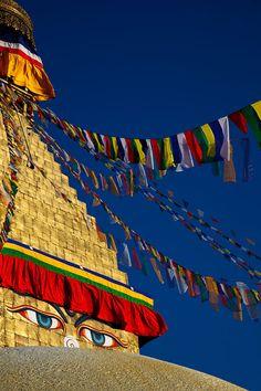 Bodhnath, Bagmati, Nepal