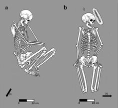 Ancient Native American burials suggest blood feuds
