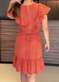 Lace Dress With Sleeves, Short Sleeve Dresses, Hot Dress, Western Outfits, Indian Designer Wear, Blouse Designs, Dress To Impress, Ideias Fashion, Fashion Dresses