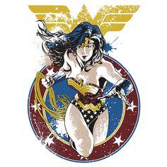 DC Comics Wonder Woman Princess Diana Shirt