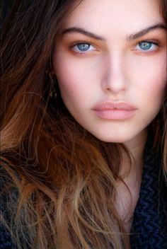 Stunningly Beautiful, The Most Beautiful Girl, Beautiful Models, Beautiful Women, Mila Kunis Young, Alena Blohm, Face Aesthetic, Thylane Blondeau, Woman Face