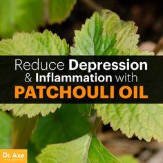 Patchouli oil - Dr. Axe
