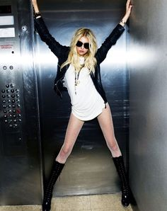 Taylor Momsen on Female Sexuality and Her Transformation from 'Gossip Girl' to Rockstar