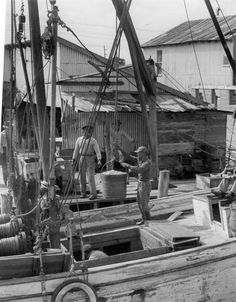 Historic Apalachicola.