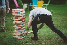 Les bonnes adresses: Les jeux en bois - L'atelier des trouvailles Jeu de Jenga géant Crédits: Catie Bartlett