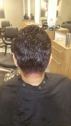 Big chop, short cut and color!