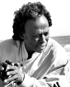 When I met Miles Davis, this was his look