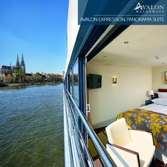 Learn more about the Avalon Expression: http://www.avalonwaterways.com/River-Cruise-Ships/Avalon-Expression/ #AvalonWaterways #RiverCruising