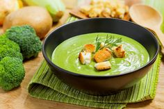 fat burning soup diet for heart patients Tomato Soup Recipes, Milk Recipes, Light Recipes, Cooking Recipes, Healthy Recipes, Delicious Recipes, Broccoli And Potatoes, Cream Of Broccoli Soup, Cream Soup