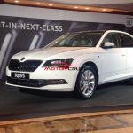 2016 Skoda Superb launched in India from Rs. 22.68 lakhs