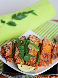 baked fish indian style