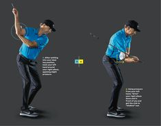 Zach Johnson& coach reveals the 6 steps to a tour-level golf swing - Golf Golf Outfit, Golf Fotografie, Golf Sport, Golf Downswing, Golf Backswing, Golf Videos, Golf Instruction, Golf Exercises, Perfect Golf
