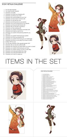 """Hetalia 30 day challenge day 9///China"" by pidgethegreatest ❤ liked on Polyvore featuring art"