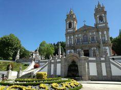 Igreja Bom Jesus do Monte, Braga - Portugal