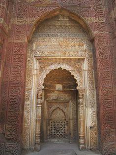 Kutb Minar, Delhi, India