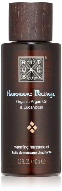 RITUALS Hammam Massage Oil 100 ml: Amazon.co.uk: Beauty