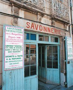 Savonnerie Rampal Patou, since 1828 in Salon de Provence, France