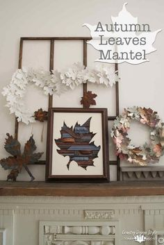 How to create your own DIY metal leaves tutorial. Using soda cans for the metal makes this an easy DIY project. DIY metal leaves for wreaths and banners. Tin Can Art, Soda Can Art, Aluminum Can Crafts, Metal Crafts, Aluminum Cans, Tin Can Flowers, Metal Flowers, Metal Projects, Diy Projects To Try