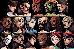 STREET FIGHTER!!! BEST GAME EVER!!!!