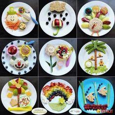 come far mangiare frutta e verdure ai bambini.gif (480×480)