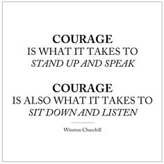 Courage Quote 9-25-13