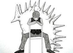 いいね!74件、コメント1件 ― ウエダ ツバサさん(@tsubasa_ueda1111)のInstagramアカウント: 「#イラスト #アート #illust #illustration #art #artwork #draw #draw #pendrawing #pen #penandink」