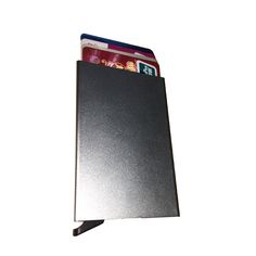 Find More Card & ID Holders Information about Mens leather card holder slim card holder metal case aluminum material best design card protector,High Quality card holder,China card holder designer Suppliers, Cheap designer card holder from RFID Wallet Store on Aliexpress.com