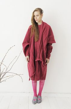 Anntian Soft Knitdress