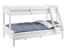 Kerrossänky VESTERVIG 80/120x200 valk. | JYSK Settee, Oslo, Bunk Beds, Kids Bedroom, Interior Inspiration, Nye, Sweet Home, House, Furniture