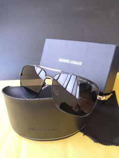 d9cec7bcfa New Men s Black Armani Sunglasses  fashion  clothing  shoes  accessories   mensaccessories