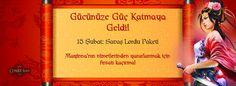 "15 Şubat Mayinna Promosyon Paketi'nde ""Savaş Lordu Paketi"" bulunuyor. Detaylar; http://www.joygame.com/forum/Thread.aspx?t=224785#"