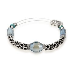 Love this Arctic Enchanted Beaded Bangle