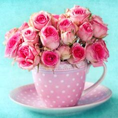 ..my rosey tea room  .. X ღɱɧღ