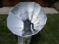 Parvati parabolic solar cooker