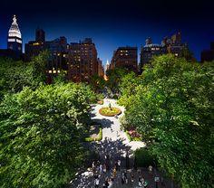 Day/night NYC