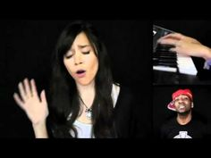 Lighters- Eminem (feat. Bruno Mars & Royce Da 5'9) cover Megan Nicole and DeStorm      Def did not like the video, but their version of the song is incredible