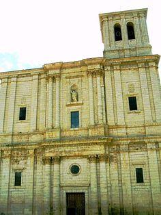 Valladolid Medina de Rioseco - Santiago