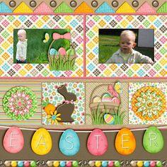 Easter Fun - Scrapbook.com