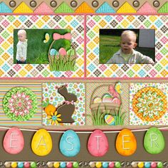Easter Fun - Scrapbook.com