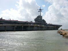 Battleship in Corpus Christi