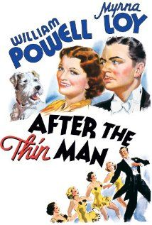 After the Thin Man (1936) New Year's Eve and they are summoned to dinner at Nora's elderly, and very aristocratic, family. There they find that cousin Selma's husband Robert is missing. Nick reluctantly agrees to look for him but the case takes a twist when Robert is shot and Selma is accused of murder. Several other murders occur but eventually Nick solves them all.  Asta has some hilarious scenes in this movie.