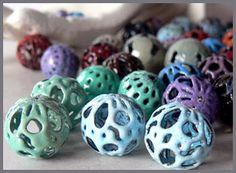 Adding color to metal beads